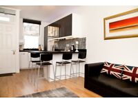 Short term let - modern one bed flat in popular Viewforth (available for 1-3 months) (349)