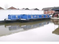 Canal Narrow Boat Holiday on OUTWARD BOUND 20 August 7 Nts 4 Berth @ Alvechurch