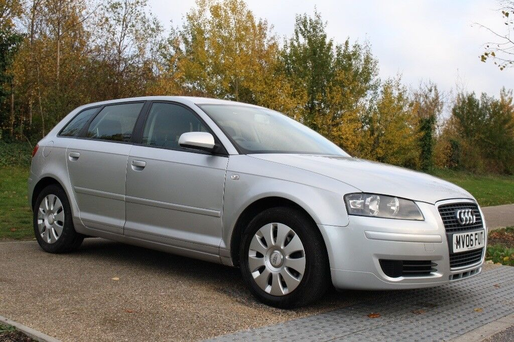 2006 AUDI A3 5dr AUTOMATIC, PETROL, EXCELLENT CONDITION, PX WELCOME, WARRANTY