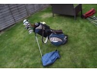 Carry stand bag – good condition.