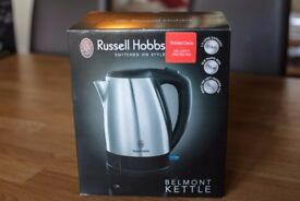 Russell and Hobbs Stainless Steel Kettle