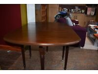 Recently Restored Antique style Solid Wooden Table