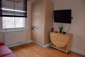 AMAZING STUDIO IN NOTTING HILL W2~ALL INCLUSIVE~PORTER SERVICE~FULLY FURNISHED~CALL 07858427611