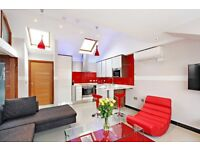 Bright and spacious one bedroom apartment close to Baker Street