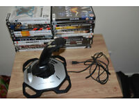 29 PC Game and Logitech Extreme 3D PRO Joystick
