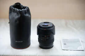 Sony SAL 1680Z lens for sale, near mint condition - £500 ono