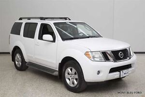 2008 Nissan Pathfinder S/4X4 **NO ADMIN FEE, FINANCING AVALAIBLE