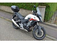 Honda CB500X Lowered Motorbike - Showroom Standard & Lots of Extras