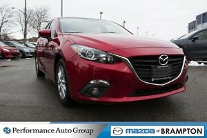 2014 Mazda MAZDA3 SPORT GS-SKY|REAR CAMERA|SUNROOF|HEATED SEATS