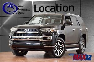 2018 Toyota 4Runner LIMITED CUIR TOIT NAV 4X4 LOCATION