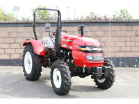 35 Hp Diesel 2 or 4 Wheel Drive Compact tractor , 18 months warranty Brand new