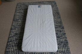Kiddicare cot mattress