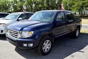 2013 Honda Ridgeline 4X4 ÉDITION VP BAS KM'S ONE OWNER NEVER ACC