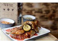 Commis Chef/Demi Chef de Partie - Chickens & Foxes