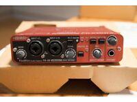 Edirol FA-66 audio interface (for Mac/PC)