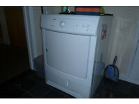 For Sale Zanussi ZDC37202W Condensing Tumble Dryer