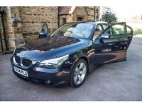 2004 E60 BMW 530D - NEW TURBO - FULL SERVICE HISTORY - REMAP TO 280BHP - 50MPG