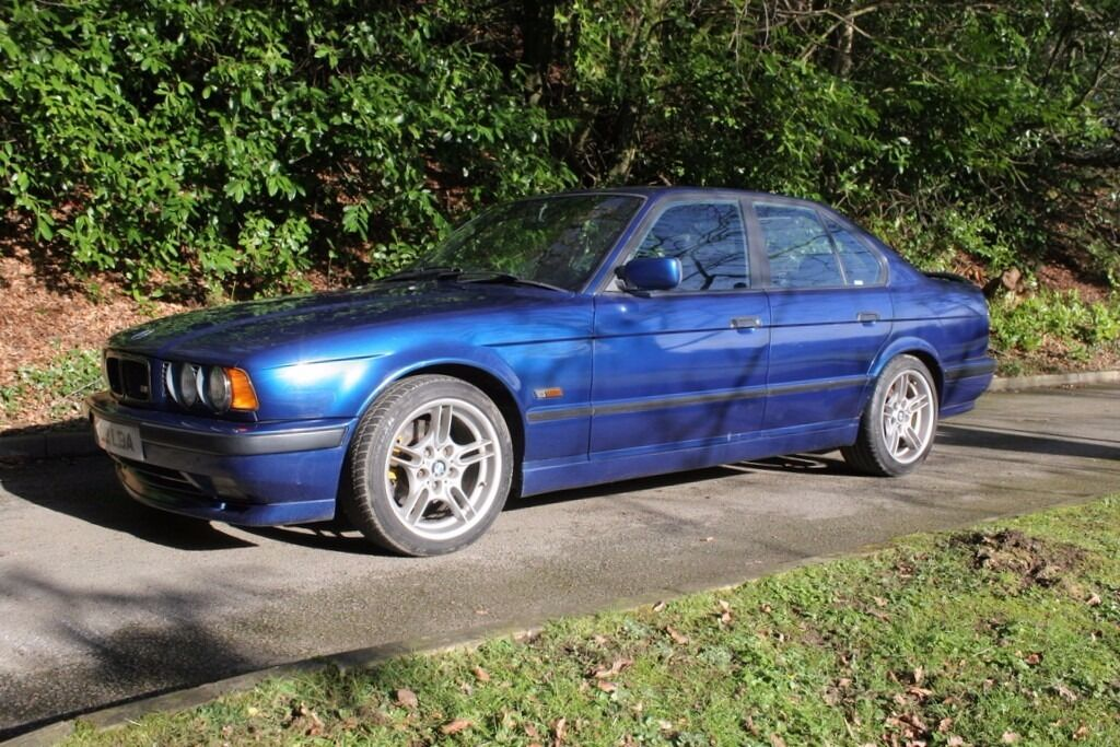 1994 Avus Blue Bmw E34 525i Sport Manual Just 107k In Dungannon County Tyrone Gumtree