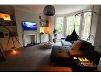 Luxurious double bedroom to rent in Maida Vale - Overlooking park