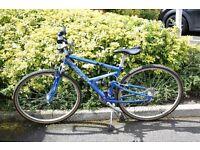 "Ladies Hybrid 17.5"" Full Suspension Bike Giant X Cross Series 9000"