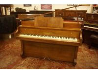 Morley Art Deco upright piano - Tuned and UK delivery is available