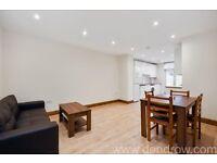 3 Bedroom ground floor Flat with out door space.