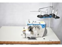 JACK E-04 4Thread Overlock (Direct Drive) Industrial Sewing Machine.