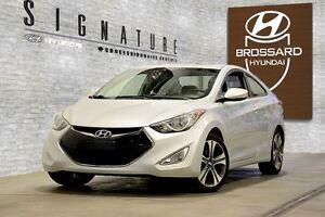 2013 Hyundai Elantra SE CUIR GPS MAGS