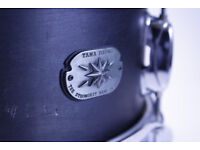 Tama 12x5'' Snare with Puresound snares