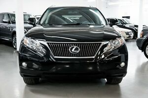 2011 Lexus RX 350 LUXURY EDITION NAVI