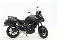 2016 Kawasaki Versys 650 ABS with Luggage and Only 885 Miles, PRICE PROMISE