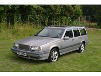 VOLVO 850 1996 P REG – 2435cc Manual. Petrol. c.120,000 mileage.