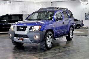 2012 Nissan Xterra S (A5), Heated Mirrors, Running Boards, AWD -