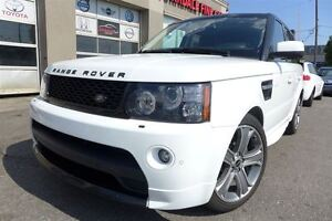2012 Land Rover Range Rover HSE GT Limited Edition. Navigation.