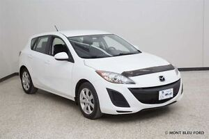 2011 Mazda MAZDA3 SPORT GX  **NO ADMIN FEE, FINANCING AVALAIBLE