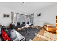 Stylish two bedroom, two bathroom flat moments from Mile End Station LT REF: 2335481