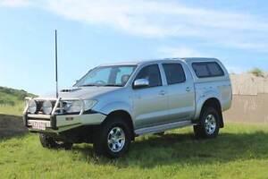 2009 Toyota Hilux Ute Mackay Mackay City Preview