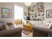 Fantastic two bedroom ground floor garden maisonette with a private garden on Ramsden Road