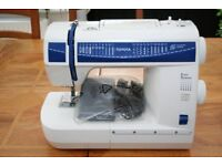 Toyota Sewing Machine - Toyota 21des Sewing Machine with cover - Excellent Condition