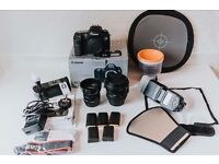 Canon 5D Mark III (low shutter count) and LOADS of extras!!
