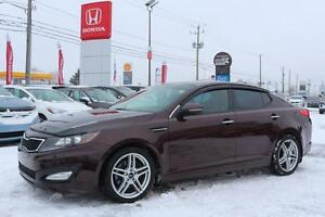 2011 Kia Optima SX Turbo Navigation - Fully Equipped !