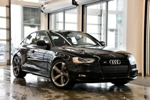 2015 Audi S4 3.0T Technik  * BLACK OPTICS * B&O