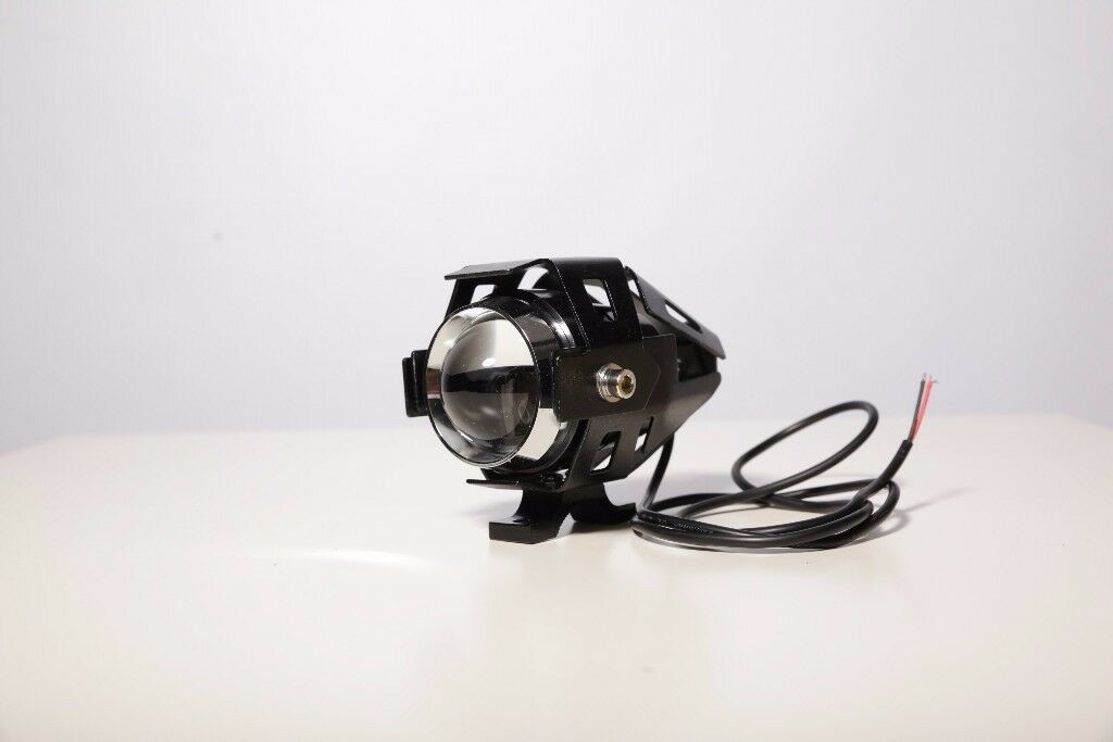 U5 Motorcycle Motorbike Headlight LED Fog Spot Light