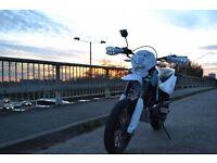 125cc supermoto sinnis apache 2016
