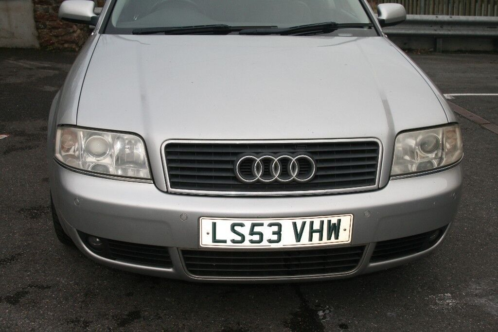 Audi A6 2.5 tdi / very good Car