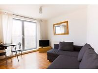 To Let is a one bedroom apartment In Canary Wharf, walking distance to East India DLR Station