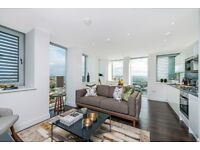 ZERO DEPOSIT GUARANTEE AVAILABLE! New 2 bed, 2 bath flats in Britannia Point (South Wimbledon SW19)