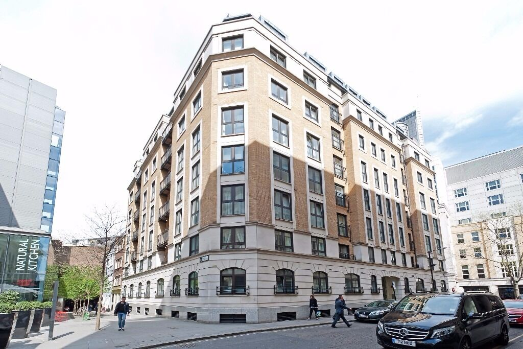 A beautiful 2 bedroom apartment situated in the City of London. Available in June, A MUST VIEW