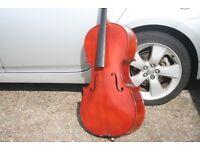 Primavera 100 full size cello