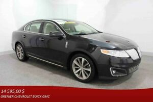 2011 Lincoln MKS *GPS CUIR TOIT PANORAMIQUE*